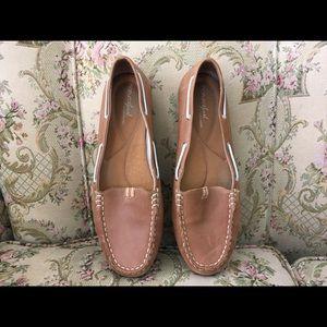 Leather loafers by Naturalizer